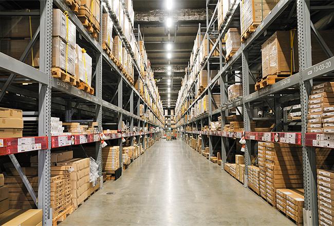在庫商品の劣化を防止